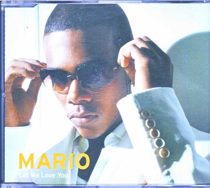 Mario - Let Me Love You auf CD