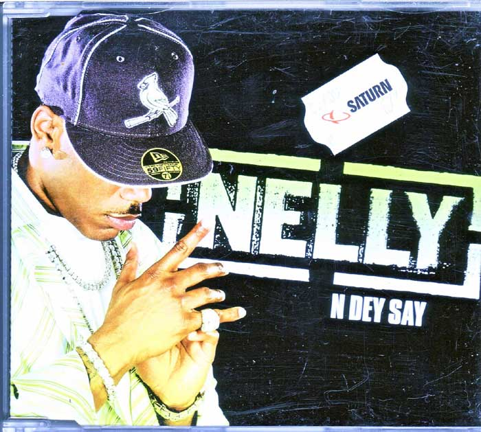 Nelly ‎– N Dey Say auf CD