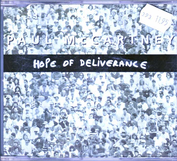 Paul McCartney ‎– Hope Of Deliverance auf CD