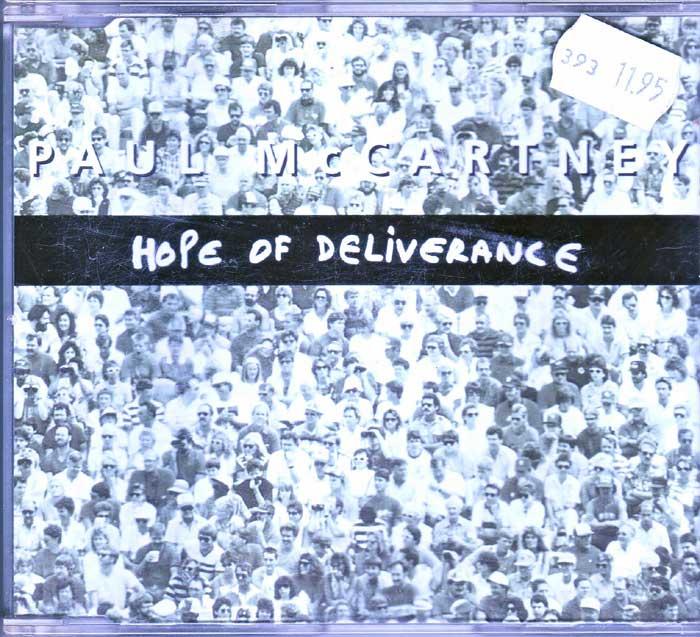 Paul McCartney – Hope Of Deliverance auf CD