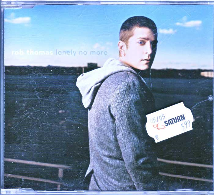 Rob Thomas - Lonely No More auf CD