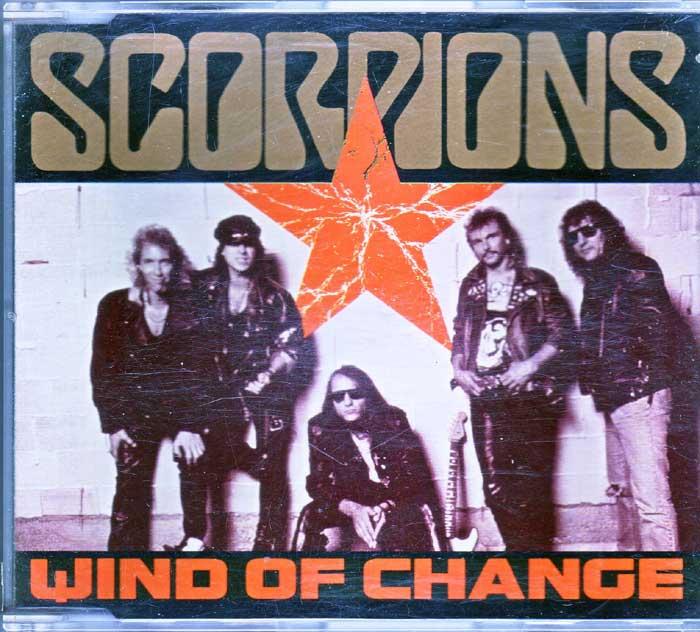 Scorpions - Wind Of Change, CD Multimedia