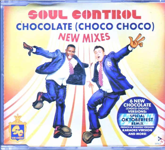 Soul Control - Chocolate auf CD