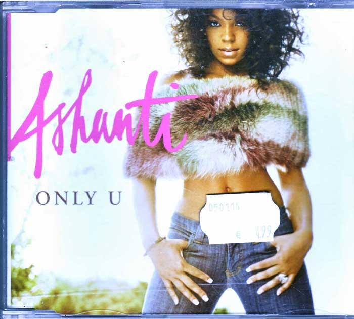 Ashanti - Only U auf CD