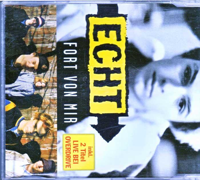 Echt - Fort Von Mir auf CD