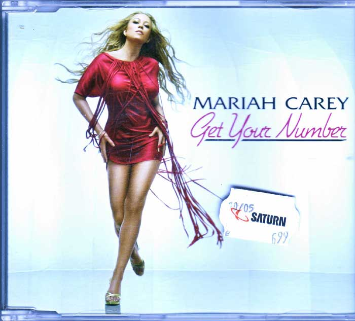 Poplegenden auf CD - Mariah Carey - Get Your Number