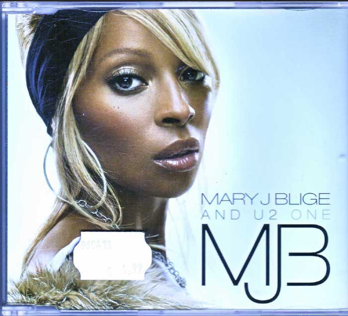 Mary J Blige And U2 - One auf CD