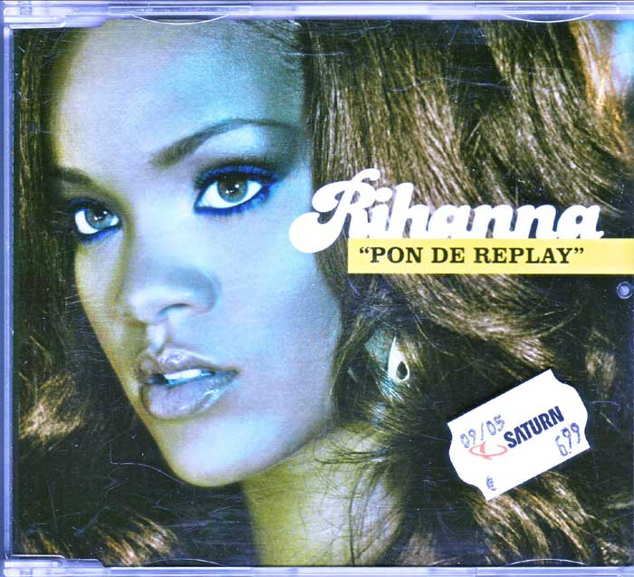 Rihanna - Pon De Replay auf CD