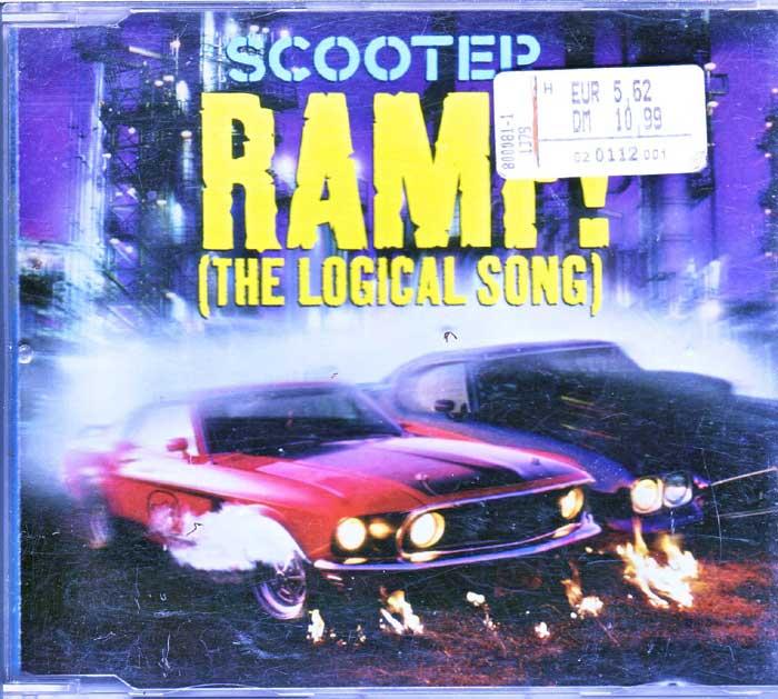 Poplegenden auf CD Scooter - Ramp!