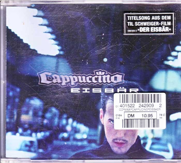 Cappuccino - Eisbär auf Musik-CD