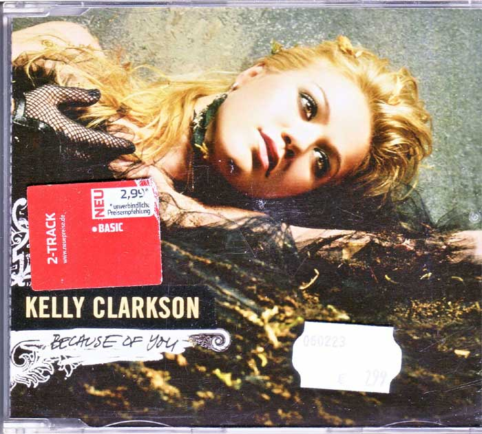 Kelly Clarkson - Because of You auf Musik-CD
