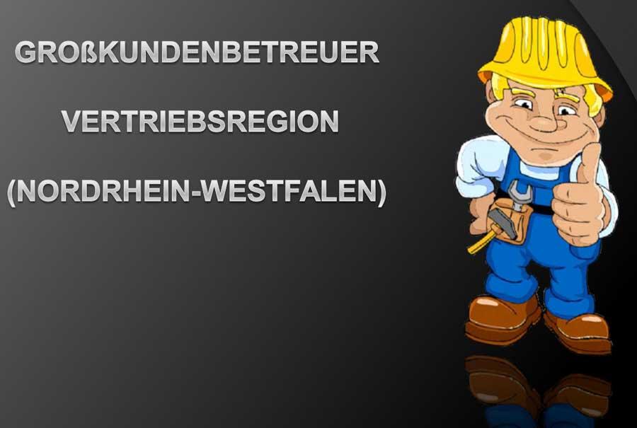 kundenbetreuer Nordrhein-Westfalen - Banner