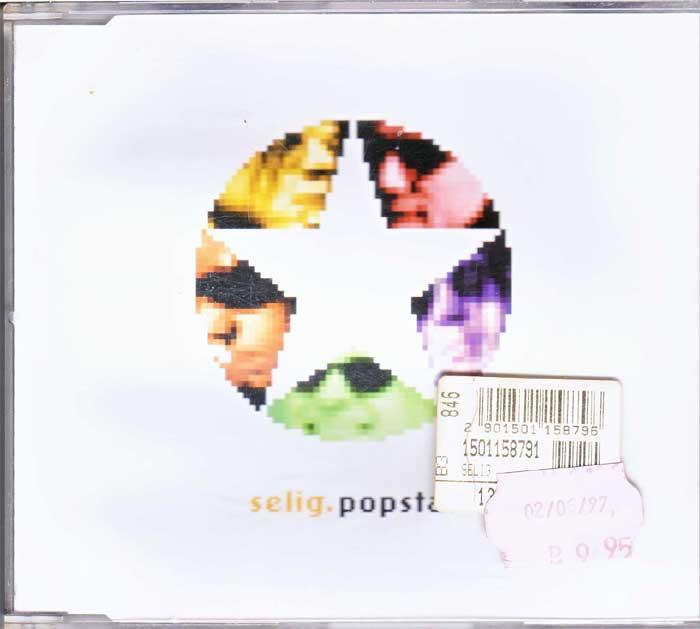 Selig - Popstar auf Musik-CD