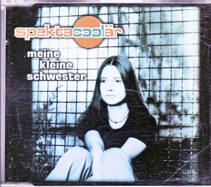 Spektacoolär - Meine Kleine Schwester auf Musik-CD