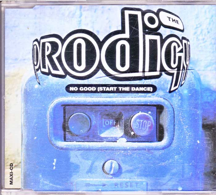 The Prodigy - No Good auf Musik-CD