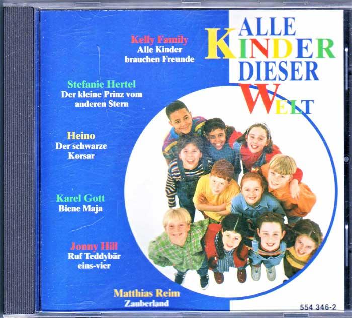 Alle Kinder Dieser Welt auf CD Album