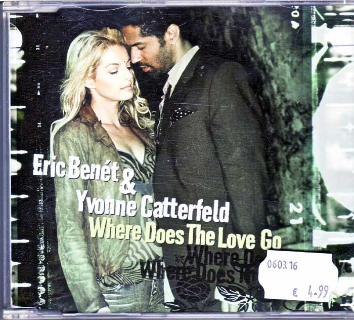 Eric Benet & Yvonne Catterfeld auf Musik-Maxi-CD