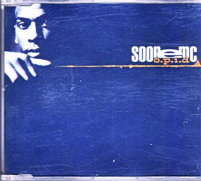 Soone Mc - o. p. i. d. auf Musik-Maxi-CD