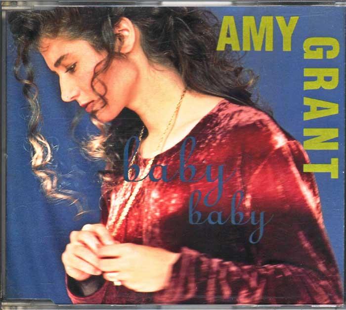 Amy Grant - Baby Baby, Spitzenreiter, Maxi-CD
