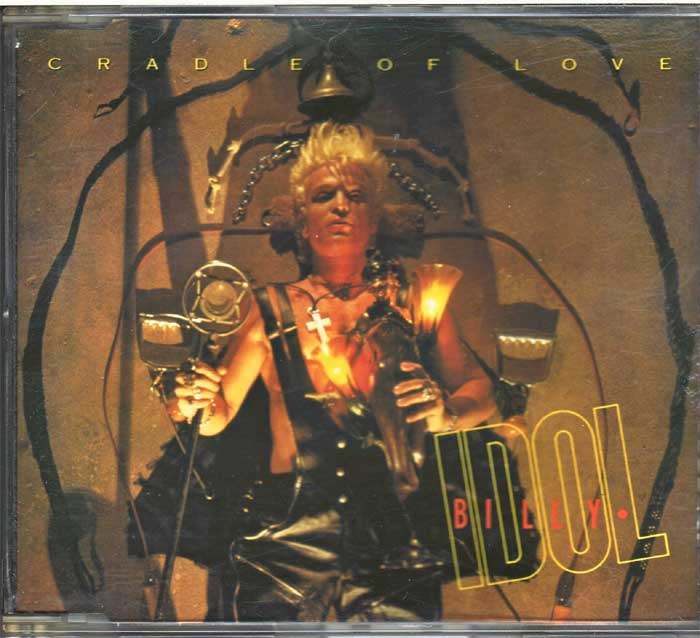 Spitzenreiter Billy Idol - Vital Idol Maxi-CD