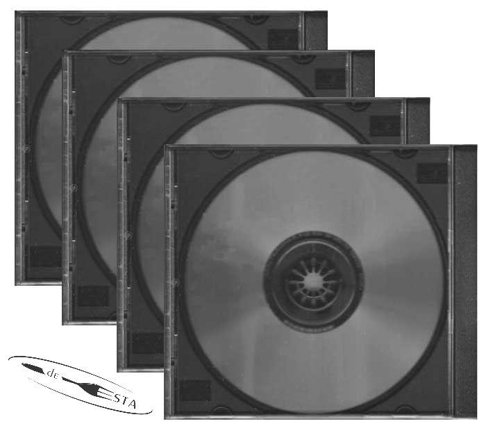 CD Hüllen Leerhüllen
