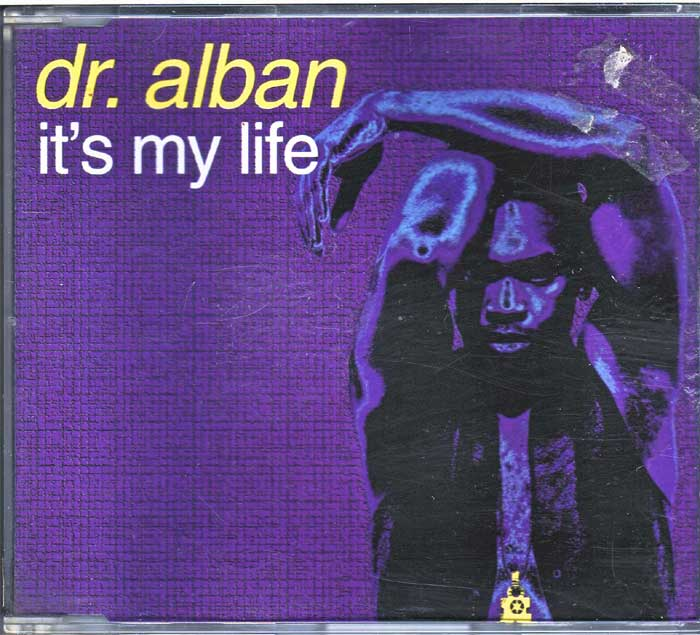Dr. Alban - It's My Life auf Musik-Maxi-CD
