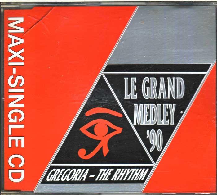 Le Grand Medley '90 - Spitzenreiter, Maxi-CD