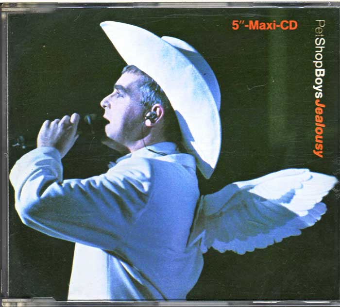 Pet Shop Boys - Jealousy auf Musik-Maxi-CD