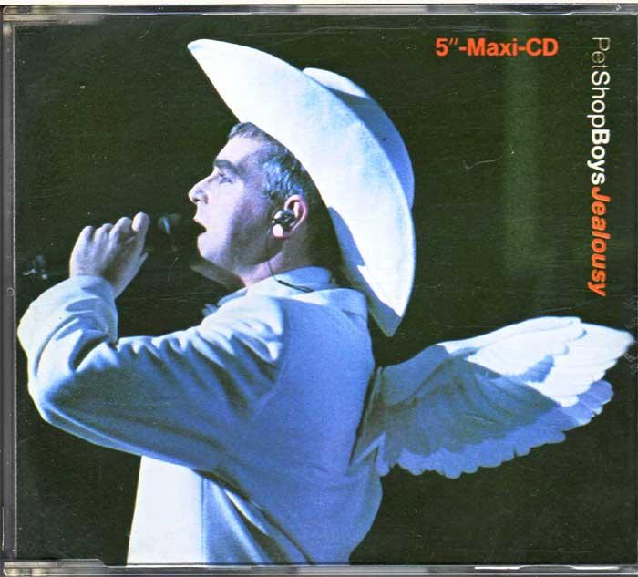 Pet Shop Boys - Jealousy, Spitzenreiter Maxi-CD