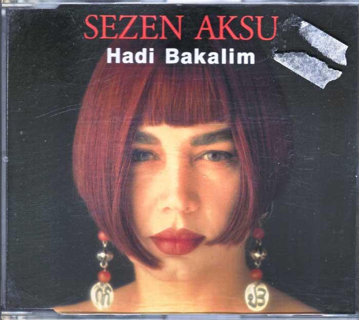 Sezen Aksu - Hadi Bakalim auf Musik-Maxi-CD