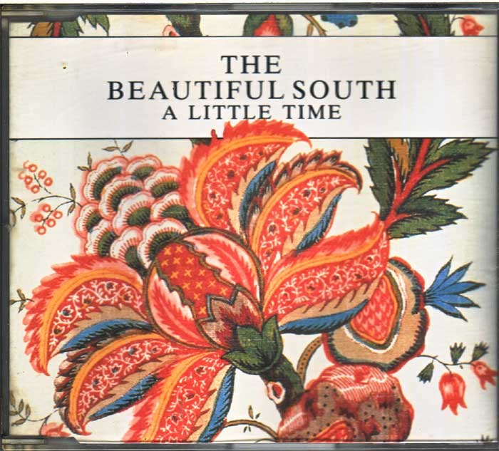 The Beautiful South - A Little Time, Maxi-CD