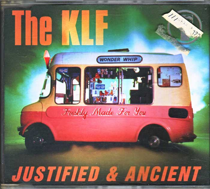 The KLF - Justified & Ancient auf Musik-Maxi-CD