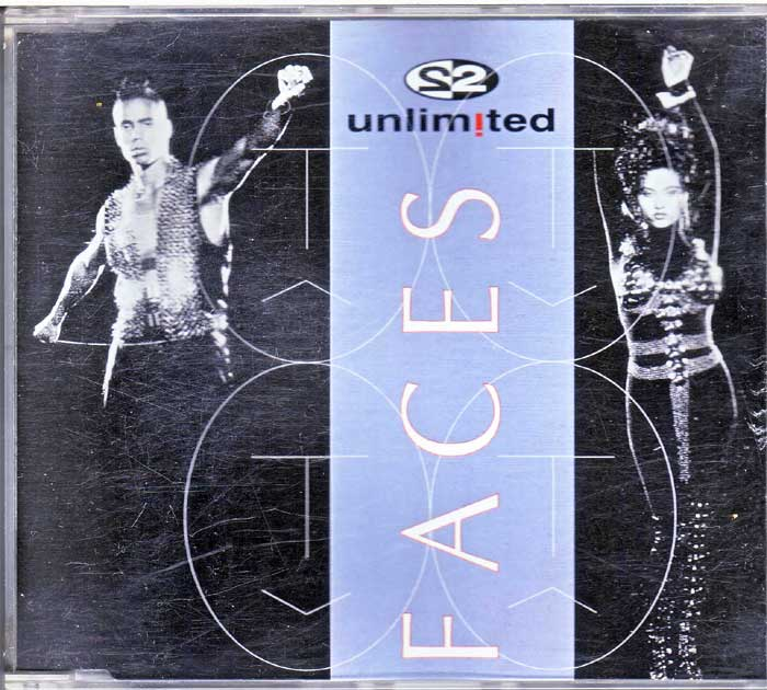 2 Unlimited – Faces auf Musik-CD