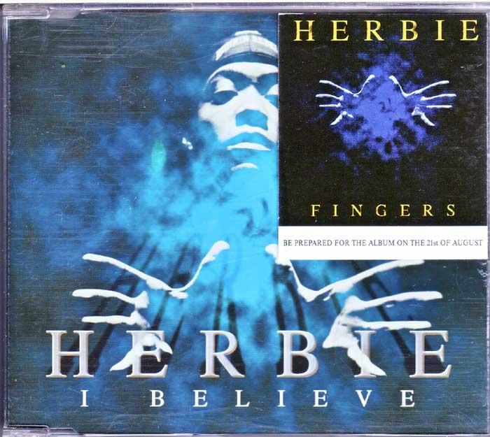 Herbie - I Believe auf Musik-CD