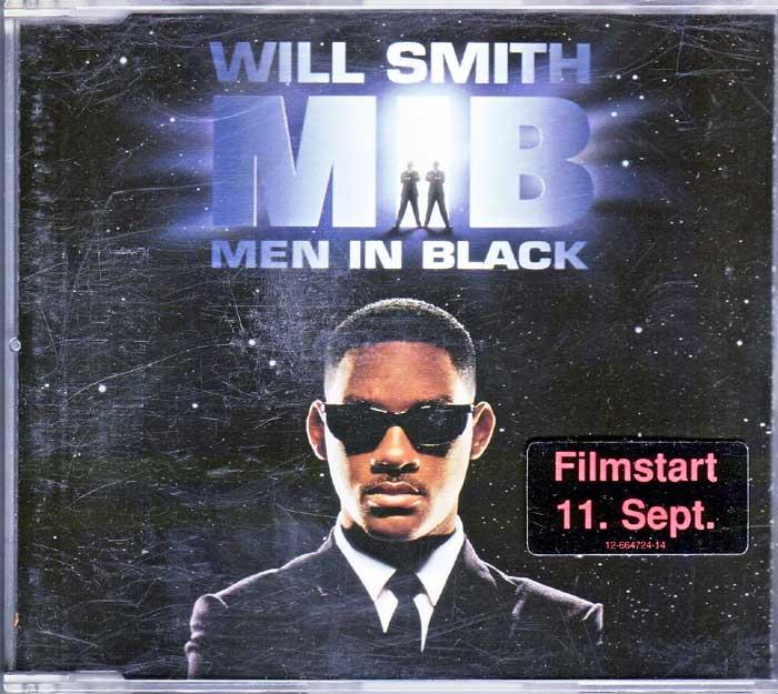 Will Smith - Men In Black auf Musik-CD