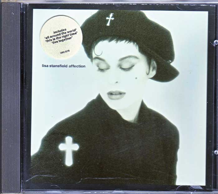 Lisa Stansfield ‎– Affection auf Musik Album