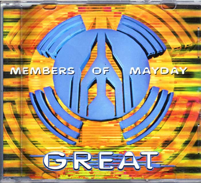 Members Of Mayday ‎– Great auf Musik-Maxi-CD