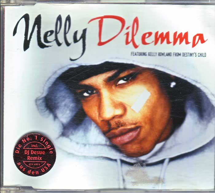 Nelly - Dilemma - From Destiny's Child auf Musik-Maxi-CD