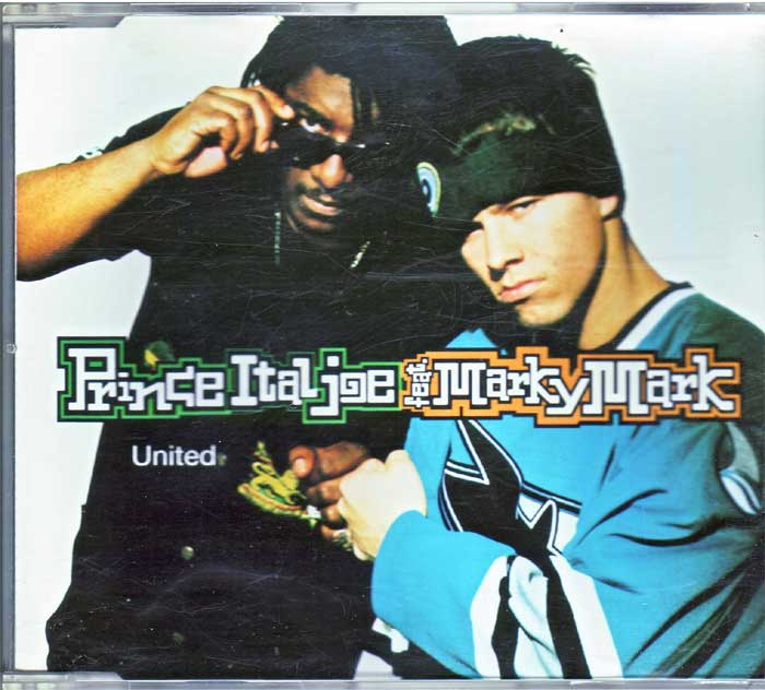 Prince Ital Joe Feat. Marky Mark - United auf Musik-Maxi-CD