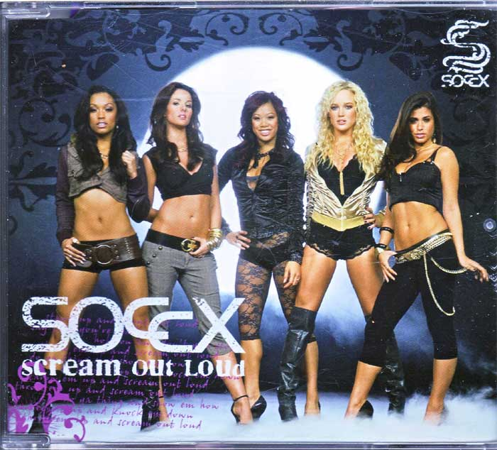 Soccx - Scream Out Loud auf Musik-Maxi-CD