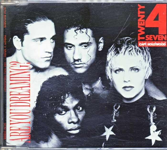 Twenty 4 Seven - Are you Dreaming? auf Maxi-CD