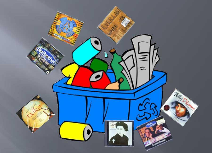 Umwelt Recycling - Banner