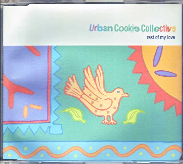 Urban Cookie Collective - Rest of my Love Maxi-CD