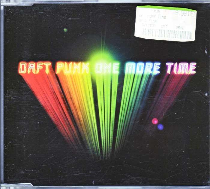 Daft Punk – One More Time Hitgiganten