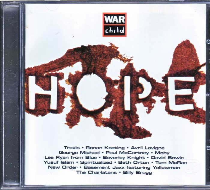 Hope – War Child - For The Children Of Iraq auf CD, Album