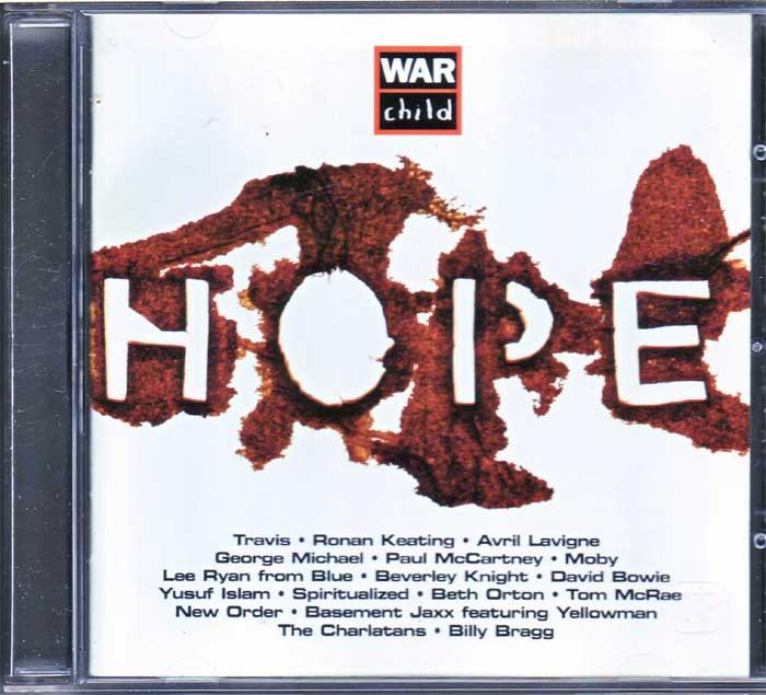 Hope – War Child - For The Children Of Iraq auf CD, Album