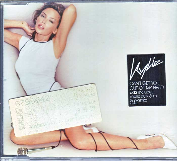 Kylie Minogue - Can't Get You Out Of My Head auf Maxi-CD