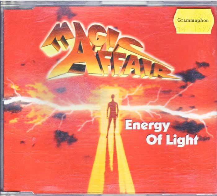 Hitgiganten Magic Affair - Energy of Light auf Maxi