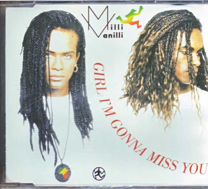 Milli Vanilli – Girl I'm Gonna Miss You Hitgiganten