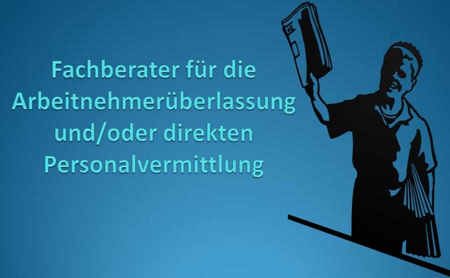 Personalvermittlung - Banner Online-Bewerbung